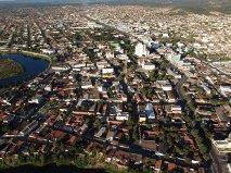 Terreno  comercial à venda, Vila Rica, Barreiras.