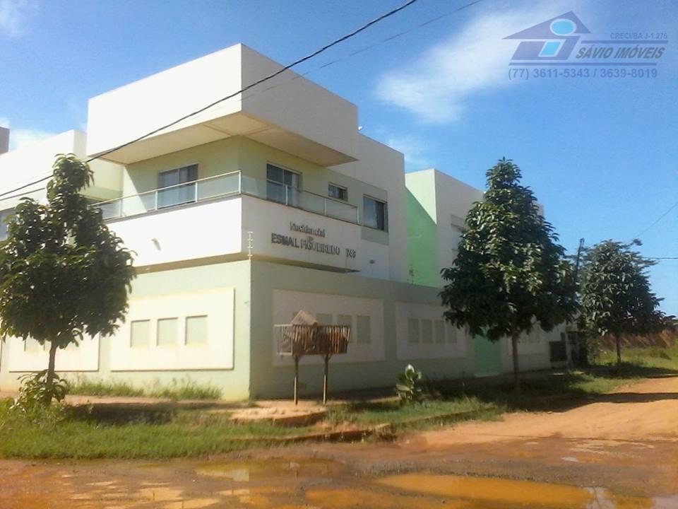 Apartamento residencial para locação, Vila Regina, Barreiras.