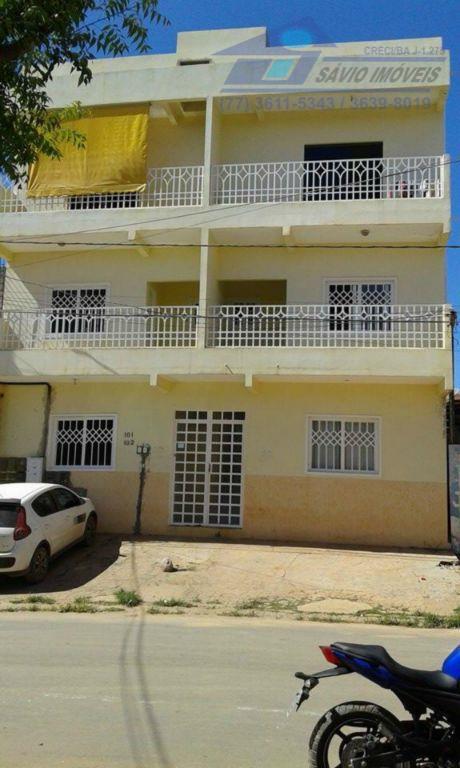 Apartamento residencial à venda, Ouro Branco, Barreiras.