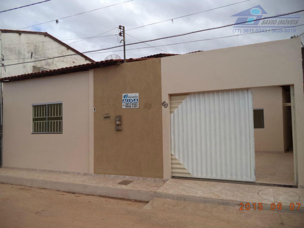 Casa residencial para locação, Boa Sorte, Barreiras.