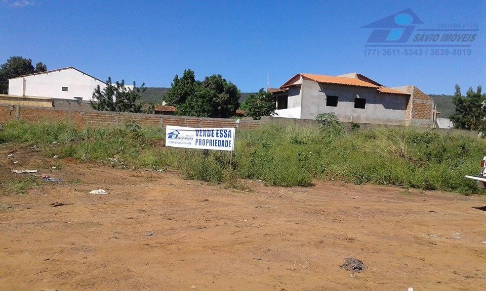 Terreno residencial à venda, Renato Gonçalves, Barreiras.