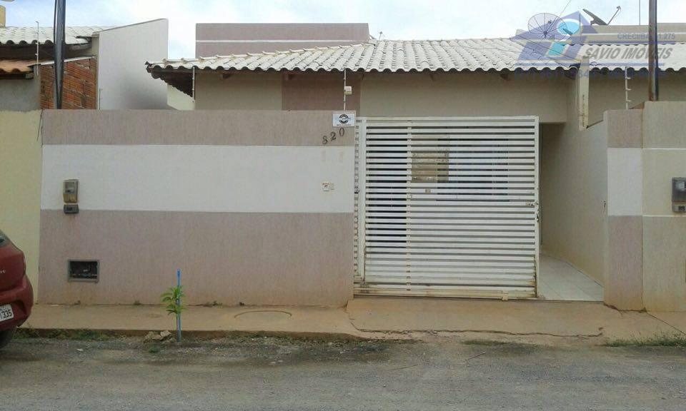 Casa residencial à venda, Bandeirantes, Barreiras.
