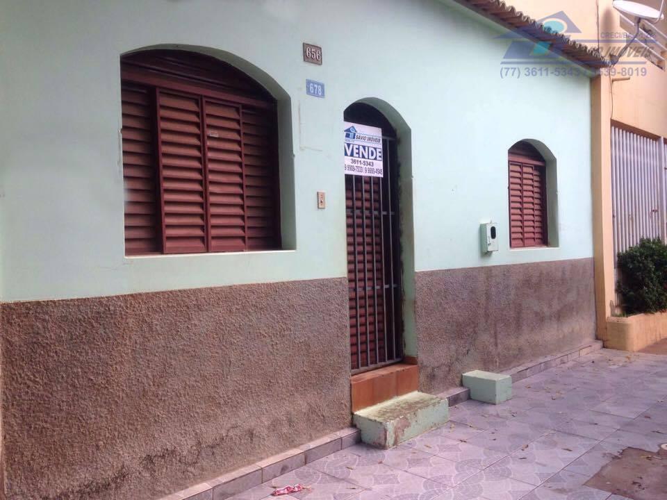 Casa comercial à venda, Centro, Barreiras.