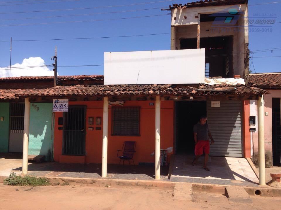 Casa residencial à venda, Vila Dulce, Barreiras.