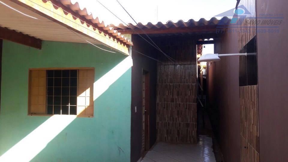 Casa residencial para locação, Santa Luzia, Barreiras.