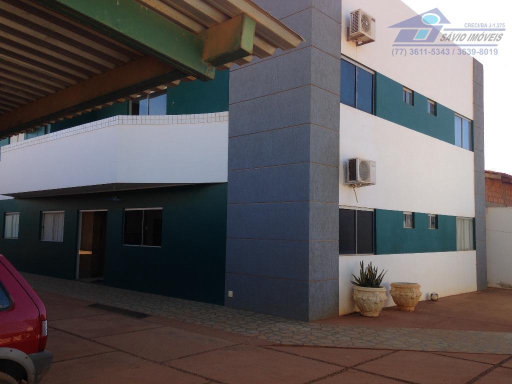 Apartamento residencial para locação, São Miguel, Barreiras.