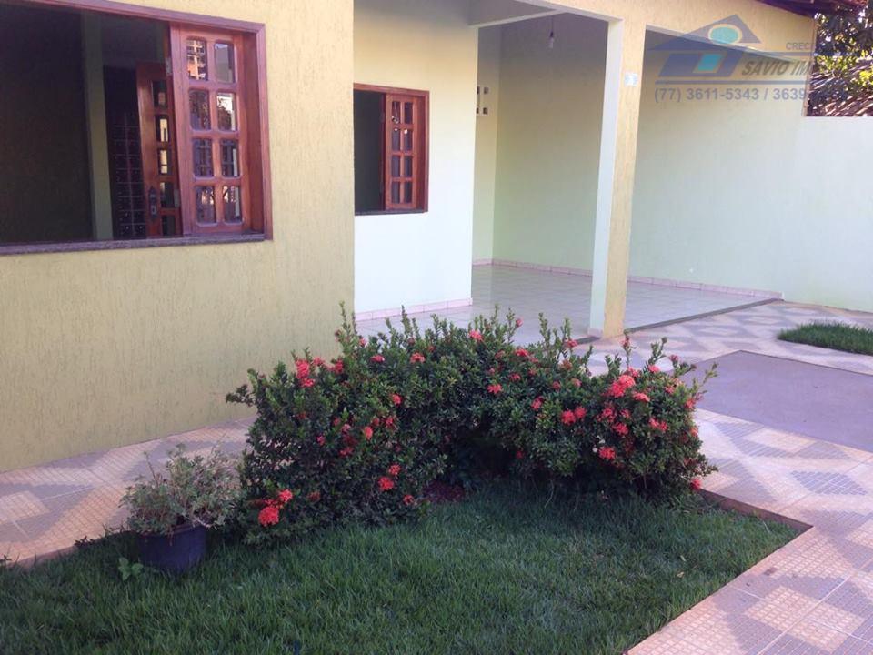 Casa residencial à venda, Renato Gonçalves, Barreiras.