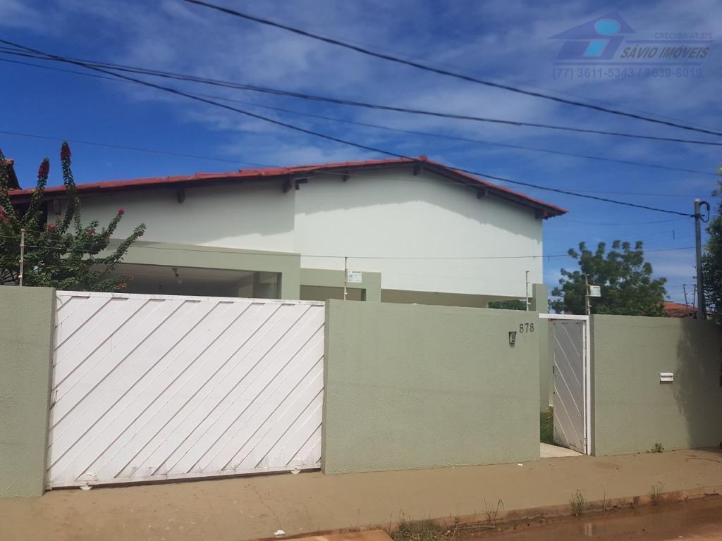 Casa residencial à venda, Loteamento São Paulo, Barreiras.
