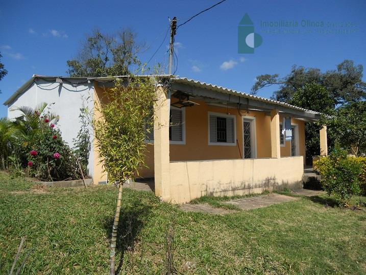 Chácara residencial à venda, Chácara Das Cascatas, Francisco Morato.