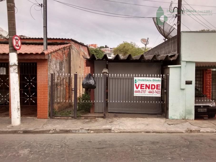 Terreno residencial à venda, Vila Bazu, Franco da Rocha.