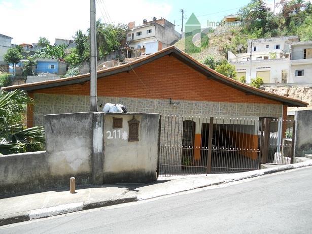 Casa residencial à venda, Vila Bazu, Franco da Rocha.