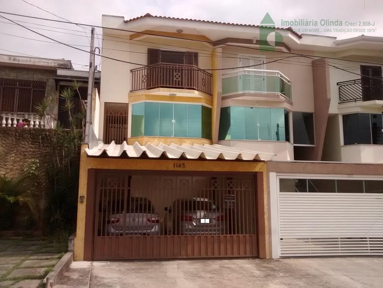 Sobrado residencial à venda, Companhia Fazenda Belém, Franco da Rocha.