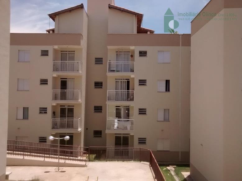 Apartamento residencial à venda, Companhia Fazenda Belém, Franco da Rocha.