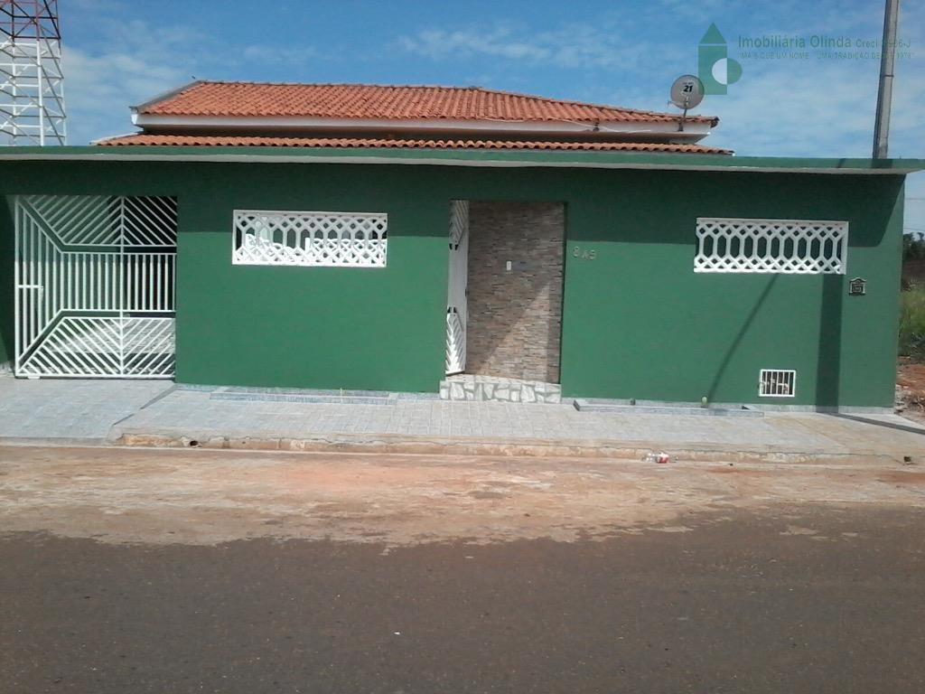 Casa residencial à venda, Residencial Astória, Tatuí.
