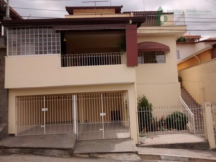 Sobrado residencial à venda, Vila Zanela, Franco da Rocha.
