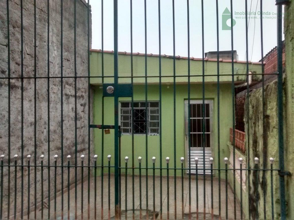 Casa residencial para locação, Jardim Progresso, Franco da Rocha.