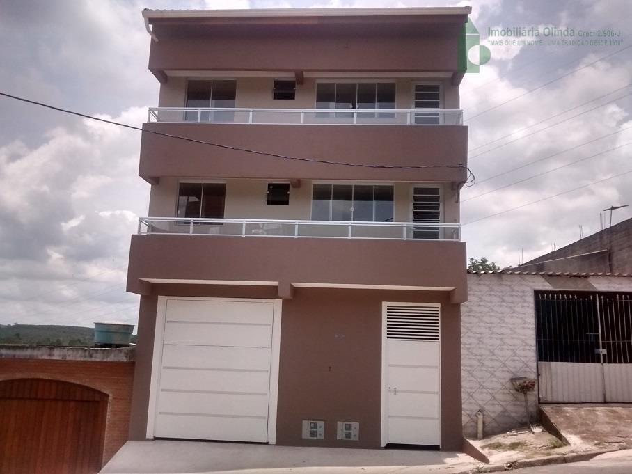 Apartamento residencial à venda, Vera Tereza, Caieiras.