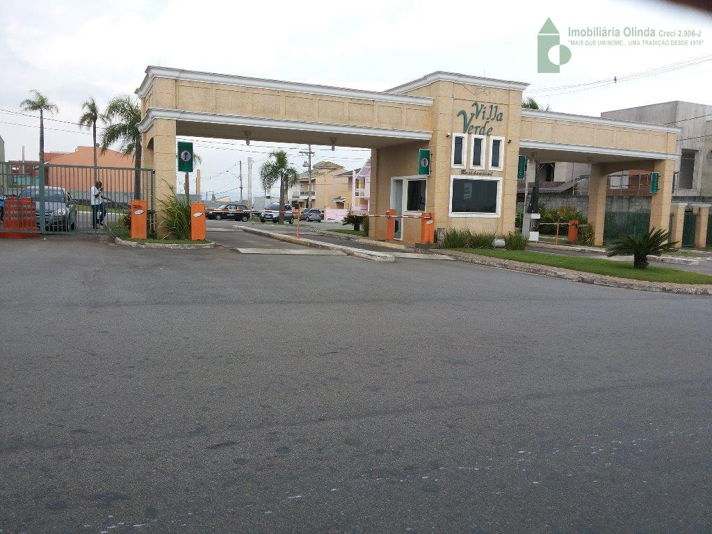 Terreno residencial à venda, Villa Verde, Franco da Rocha.