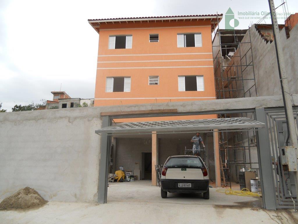 Apartamento residencial à venda, Sitio Borda da Mata, Franco da Rocha.