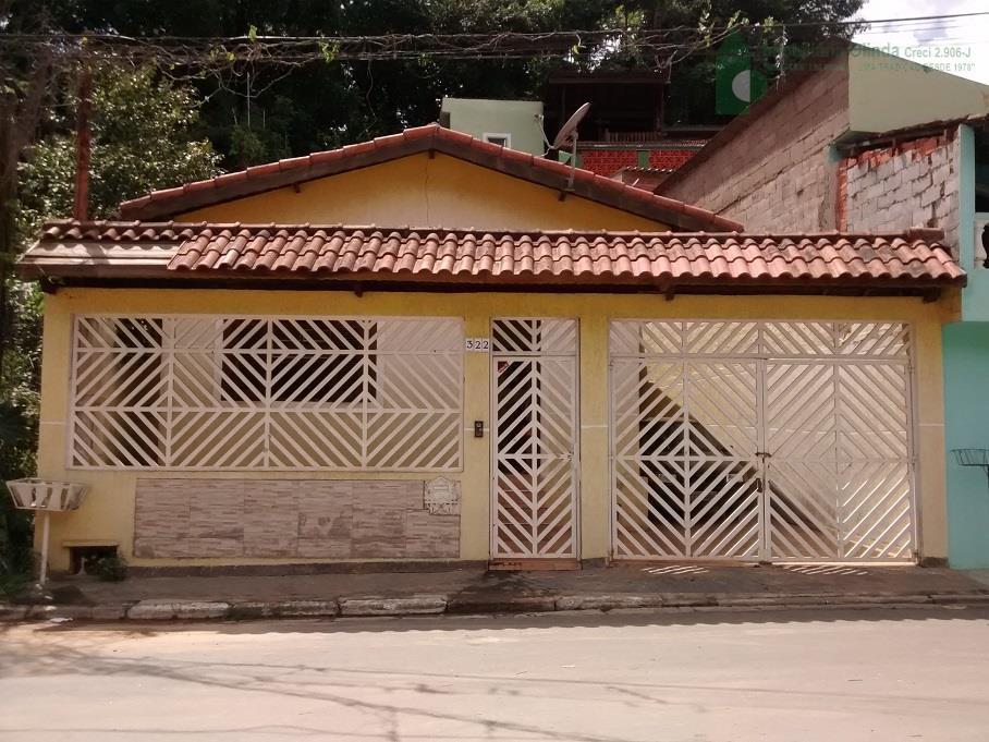 Casa residencial à venda, Vila Machado, Franco da Rocha.