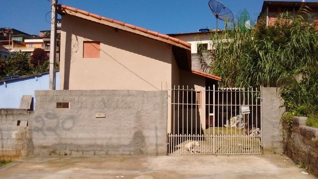 Casa residencial à venda, Parque Paulista, Francisco Morato.