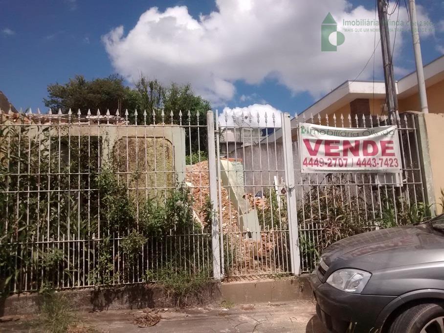 Terreno residencial à venda, Vila Zanela, Franco da Rocha.