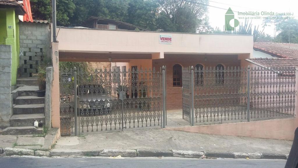 Casa  residencial à venda, Companhia Fazenda Belém, Franco da Rocha, a 5 minutos do centro.