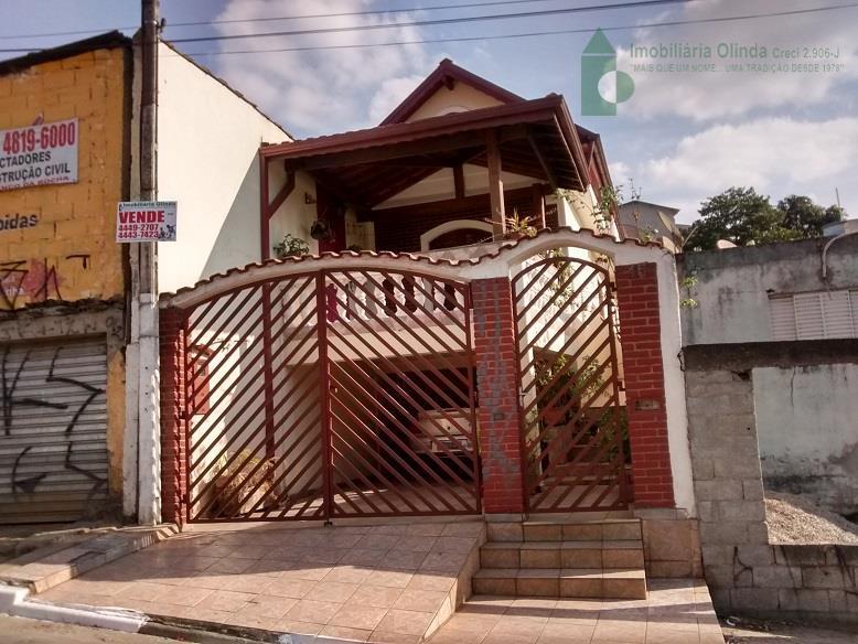 Casa residencial à venda, Vila Bela, Franco da Rocha.
