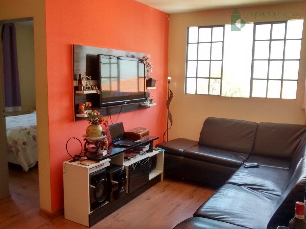 Apartamento residencial à venda, Chácaras São José, Franco da Rocha.