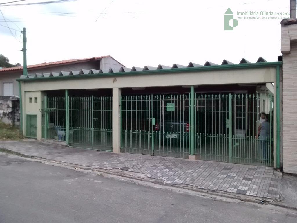 Imóvel com 2 casas no Jardim dos Eucaliptos, Caieiras.