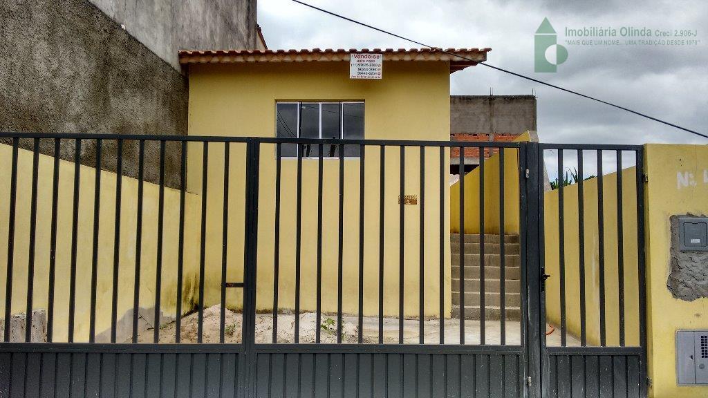 Casa residencial à venda, Jardim Vassouras, Francisco Morato.
