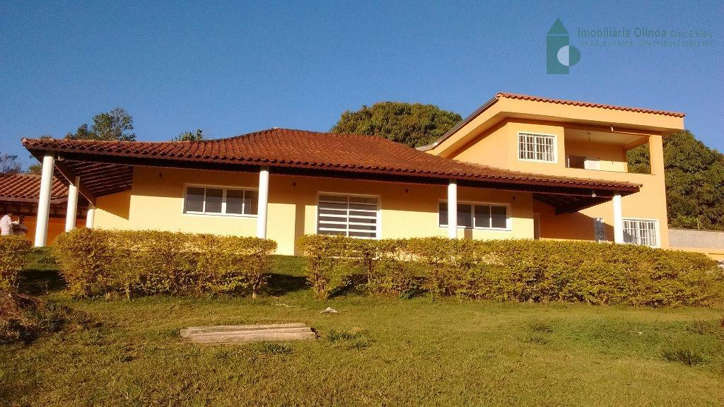 Chácara residencial à venda, Chácaras do Rosário, Franco da Rocha.