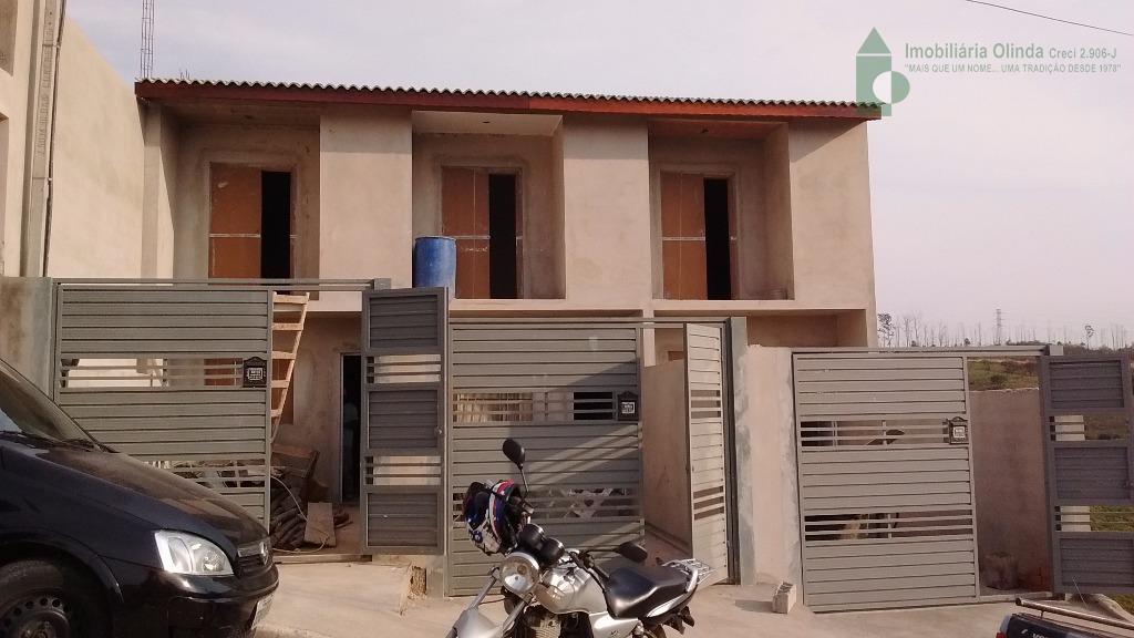 Casa residencial à venda, Vila Olinda, Franco da Rocha.
