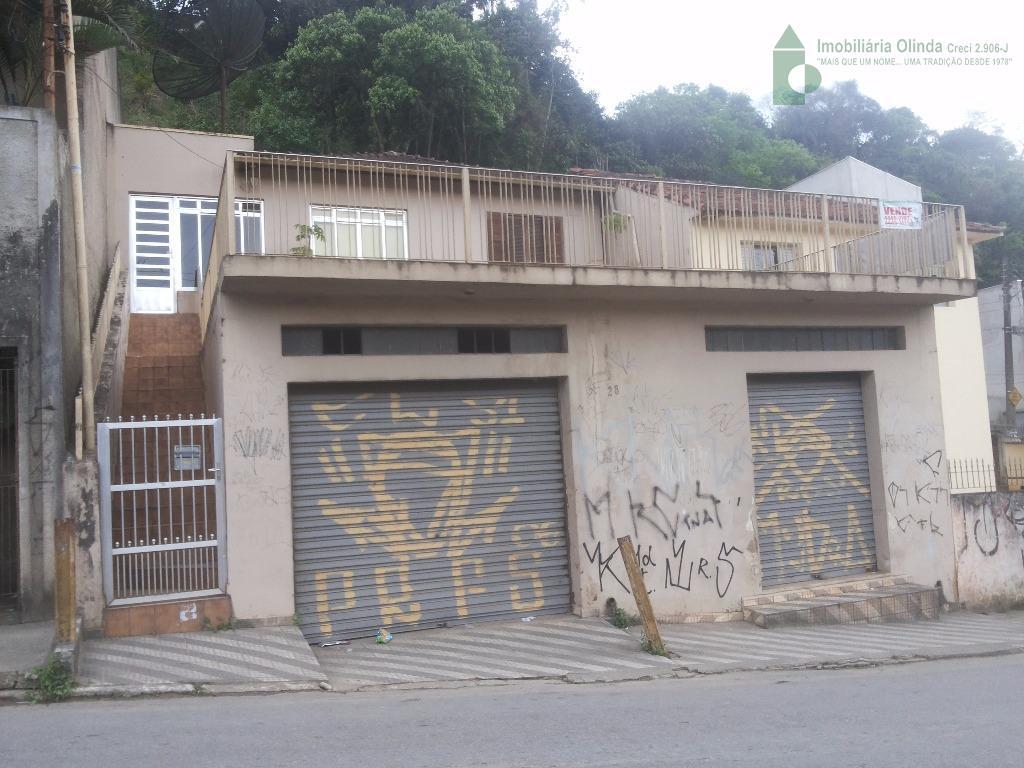 Casa residencial à venda, Vila Irma, Franco da Rocha.