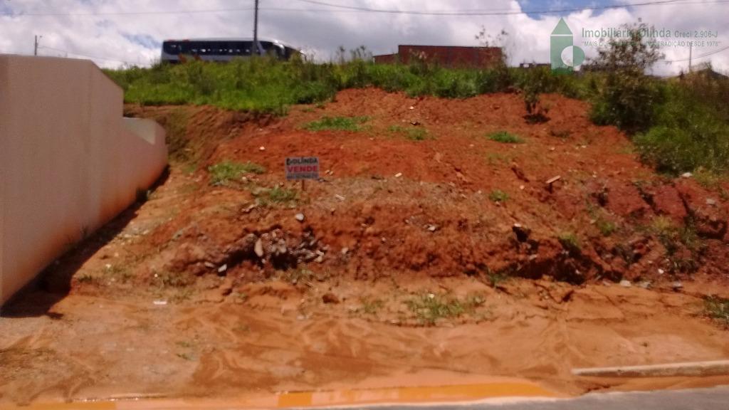 Terreno residencial à venda, Chácara São Luiz, Franco da Rocha.