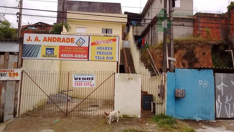 Casa residencial à venda, Vera Tereza, Caieiras.