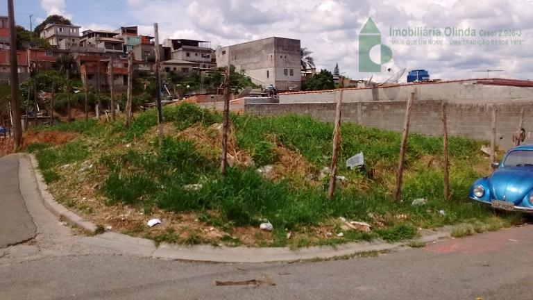 Terreno residencial à venda, Vila Olinda, Franco da Rocha.