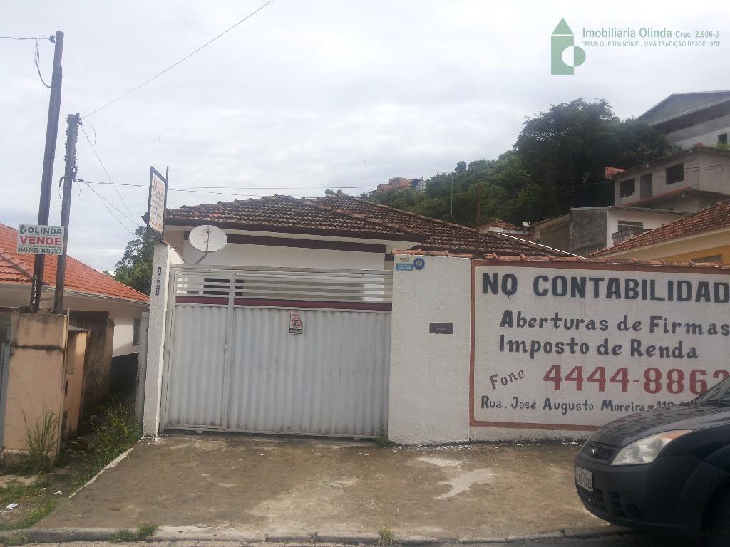 Casa comercial à venda, Centro, Franco da Rocha.