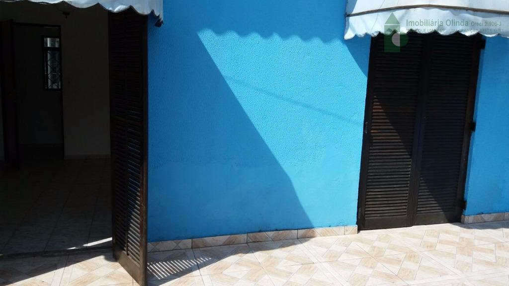 Casa residencial para locação, Companhia Fazenda Belém, Franco da Rocha.