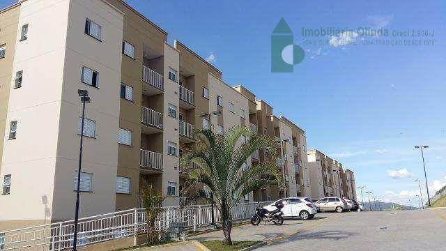 Apartamento residencial para locação, Companhia Fazenda Belém, Franco da Rocha.