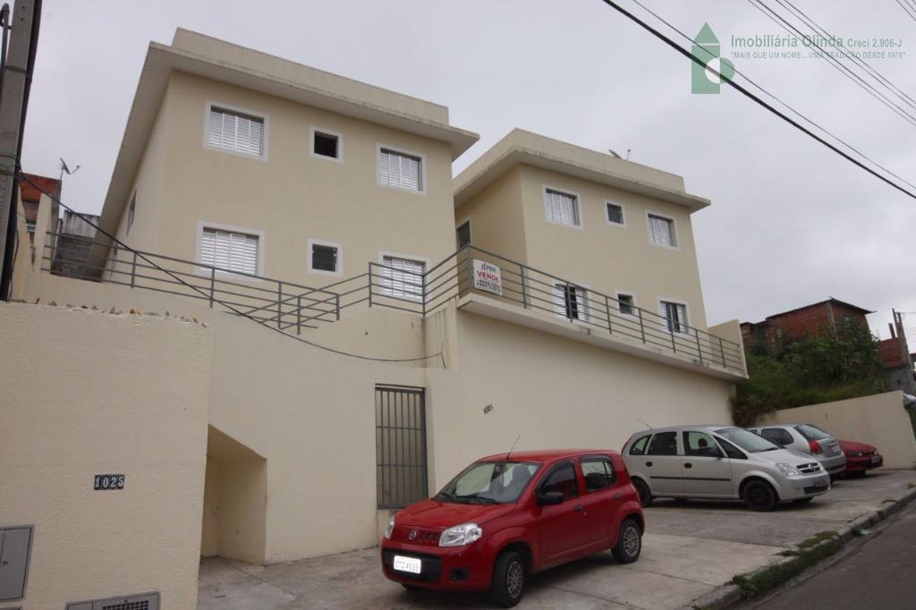 Apartamento em Franco da Rocha, Estancia Lago Azul - Financiado