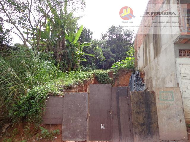 Terreno  residencial à venda, Valo Velho, Itapecerica da Serra.