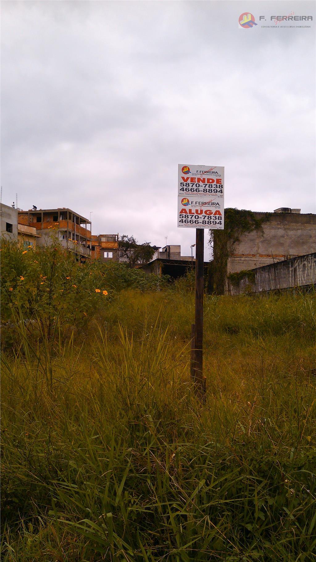 Terreno  comercial à venda, Chácara Santa Maria, São Paulo.