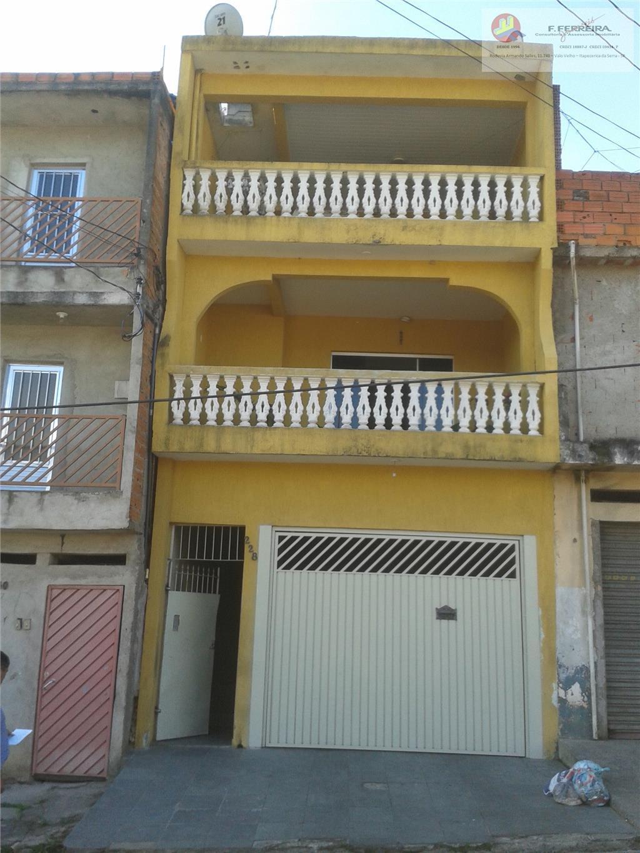 Sobrado  residencial à venda, Jardim Idemori, Itapecerica da Serra.