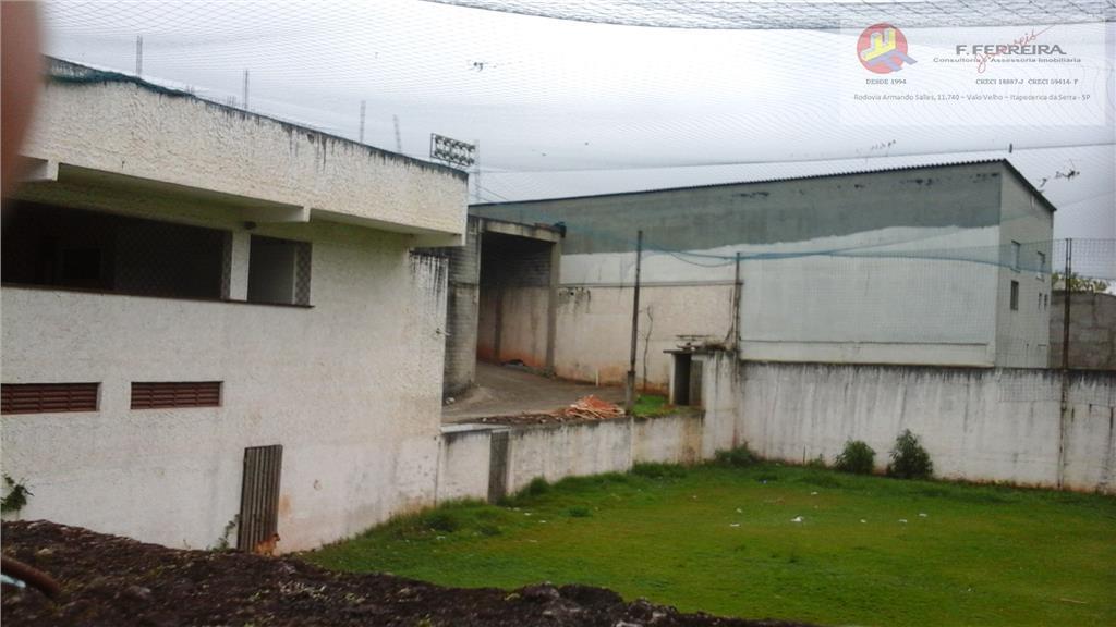 Galpão comercial à venda, Jardim Valo Velho, Itapecerica da Serra - GA0007.