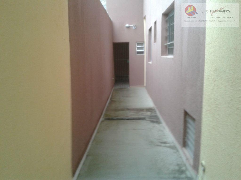 Apartamento  residencial para locação, Recreio Primavera, Itapecerica da Serra.