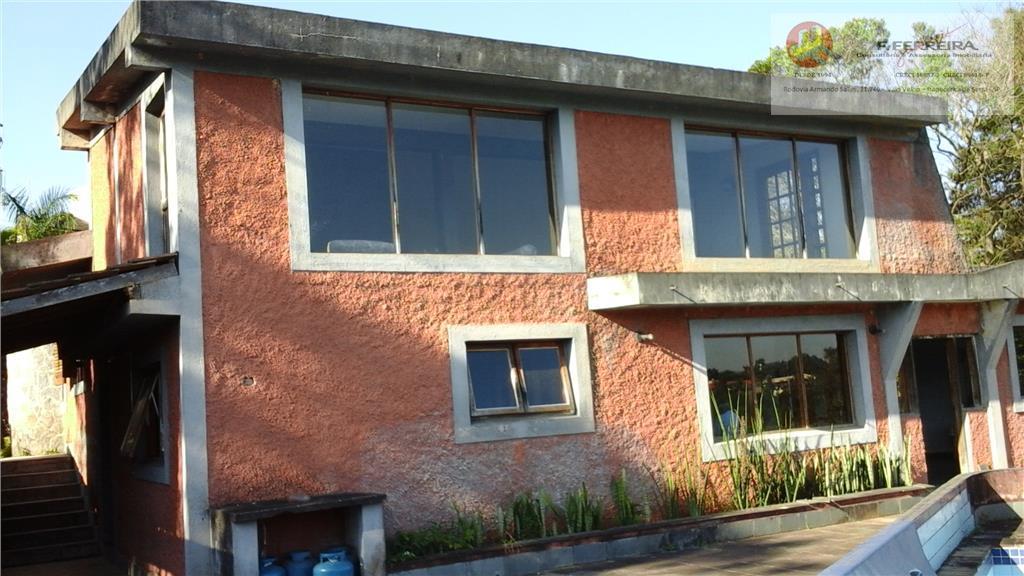 Casa residencial à venda, Jardim Europa, Itapecerica da Serra - CA0084.