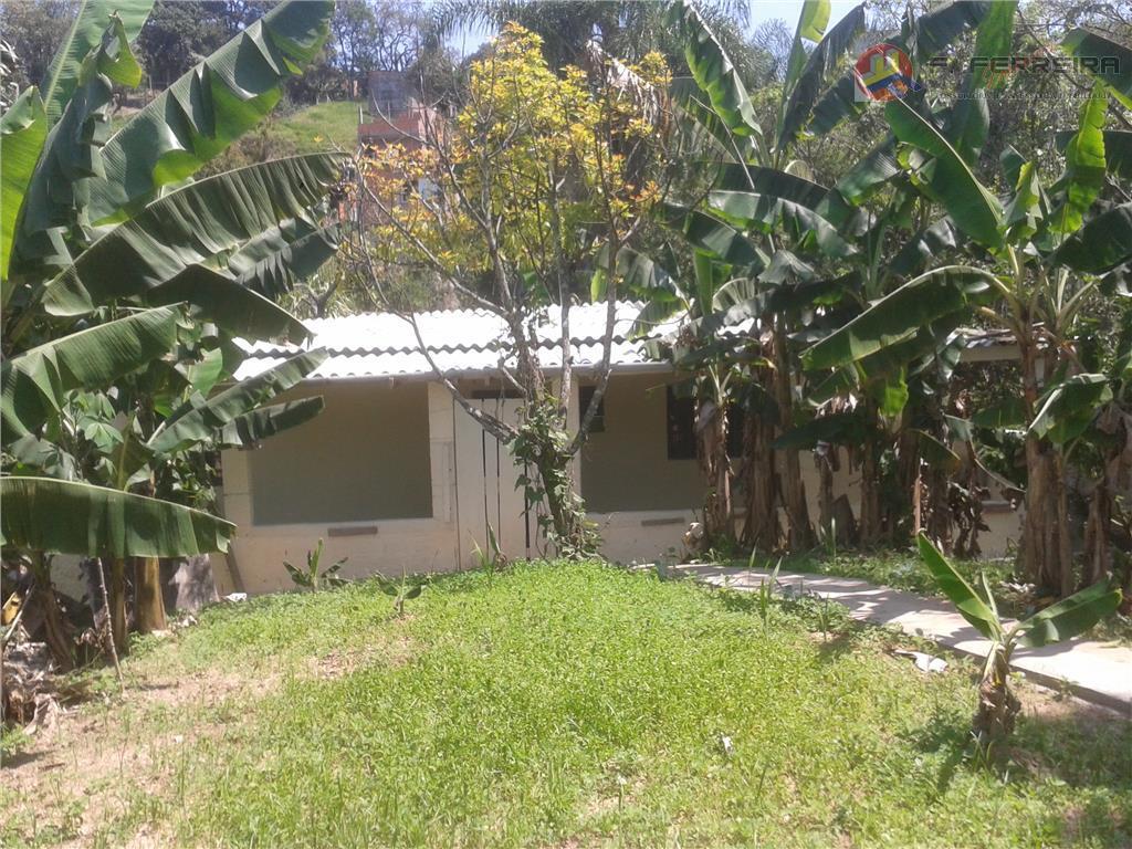 Casa residencial para locação, Recreio Primavera, Itapecerica da Serra - CA0090.