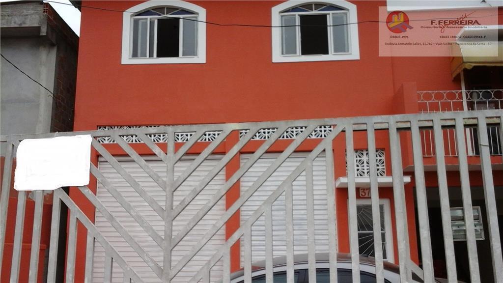 Sobrado  residencial para venda e locação, Jardim Cinira, Itapecerica da Serra.