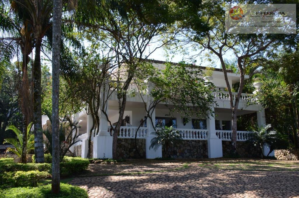 casa condominio alto padrão em ubatuba com 3000m² de area total e 1000m² de area construida...